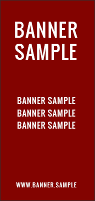 190x400px - Banner Sample