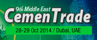 9th Middle East CemenTrade