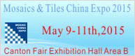 China (Guangzhou) International Mosaics & Tiles Exhibition